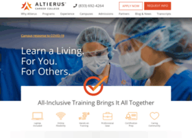 Altierus.edu thumbnail