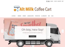 Altmilkcoffeecart.com.au thumbnail
