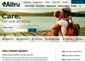 Altru.org thumbnail