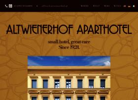 Altwienerhof.at thumbnail