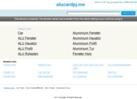 Alucardpj.me thumbnail