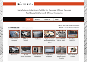 Alumbox.co.za thumbnail