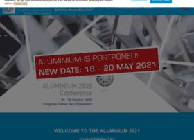 Aluminium-conference.de thumbnail
