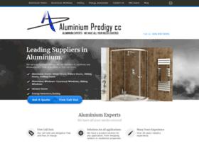 Aluminium-prodigy.co.za thumbnail