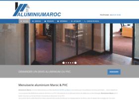 Aluminiumaroc.com thumbnail