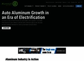 Aluminum.org thumbnail