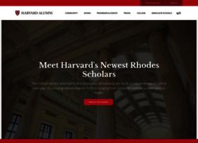 Alumni.harvard.edu thumbnail