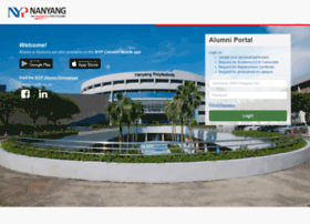 Alumni.nyp.edu.sg thumbnail