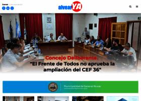 Alvearya.com.ar thumbnail