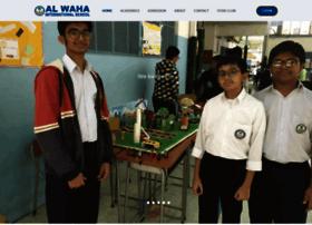 Alwahaschool.com thumbnail