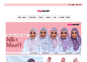 Alyasarah.com.my thumbnail