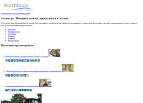 Alyshta.ru thumbnail