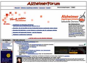Alzheimerforum.de thumbnail
