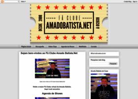 Amadobatista.net thumbnail