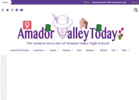 Amadorvalleytoday.org thumbnail