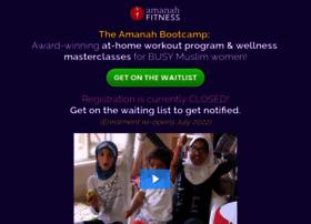 Amanahfitness.com thumbnail