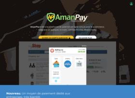 Amanpay.net thumbnail
