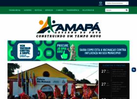 Amapa.gov.br thumbnail