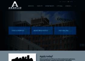 Amarillo.gov thumbnail