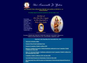 Amarnathyatra.org thumbnail