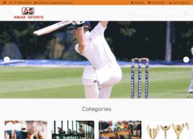 Amarsports.in thumbnail