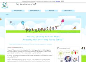 Amazing Kids Birthday Party Ideas Thumbnail