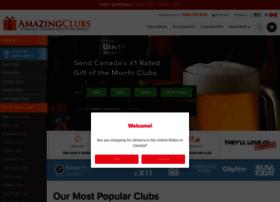 Amazingclubs.ca thumbnail