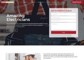 Amazingelectricians.co.uk thumbnail