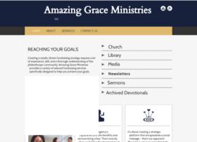 Amazinggrace.org thumbnail