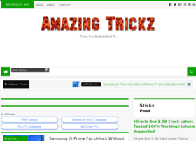 Amazingtrickz.co.in thumbnail