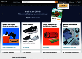 Amazon.com.tr thumbnail
