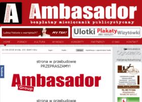 Ambasador.ie thumbnail