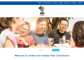 Amberpark.co.nz thumbnail