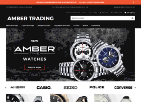 Ambertrading.co.uk thumbnail