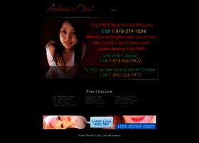 Ambiencechat.com thumbnail