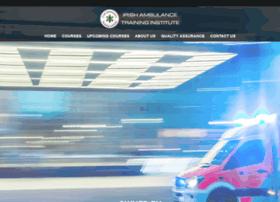 Ambulancetraining.ie thumbnail