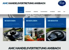 Amc-handelsvertretung-ansbach.de thumbnail