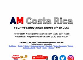 Amcostarica.com thumbnail