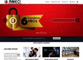 Ameci.org thumbnail