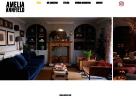 Ameliaannfield.co.uk thumbnail