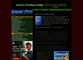 Americafundinglending.com thumbnail
