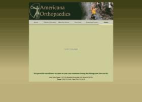 Americana-ortho.com thumbnail