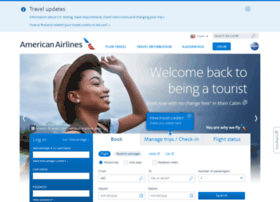 Americanairlines.cl thumbnail