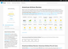 Americanairlines.knoji.com thumbnail