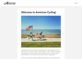 Americancycling.org thumbnail