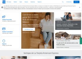 Americanexpress.com.mx thumbnail