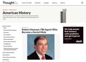 Americanhistory.about.com thumbnail