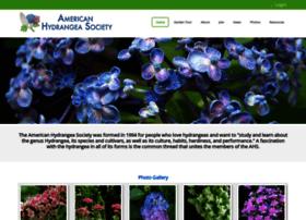 Americanhydrangeasociety.org thumbnail