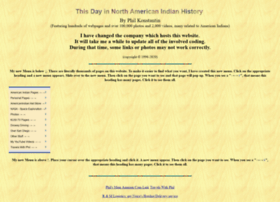 Americanindian.net thumbnail