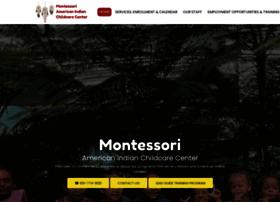 Americanindianmontessori.net thumbnail